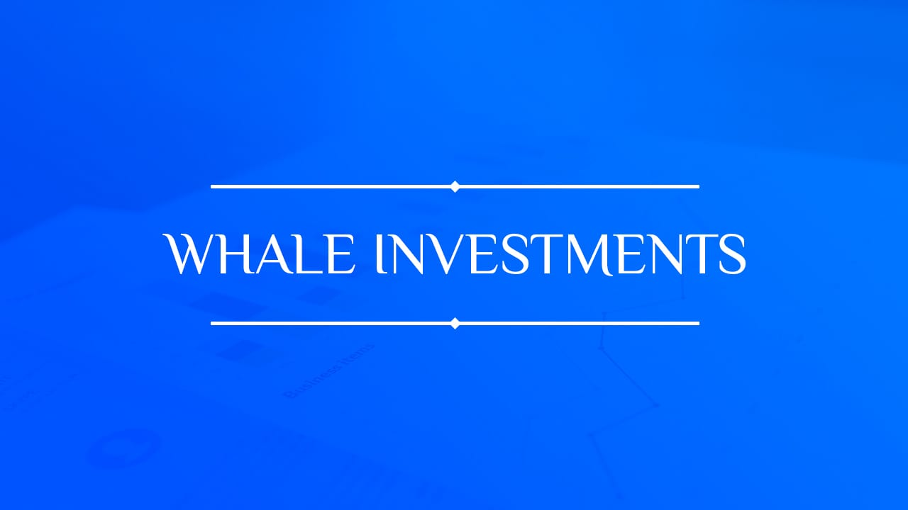 Whale Investments | Whale Investments