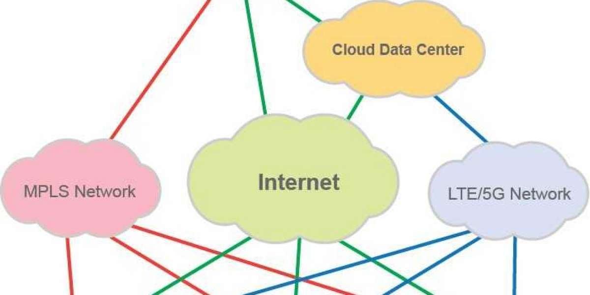 The Evolution of SD-WAN