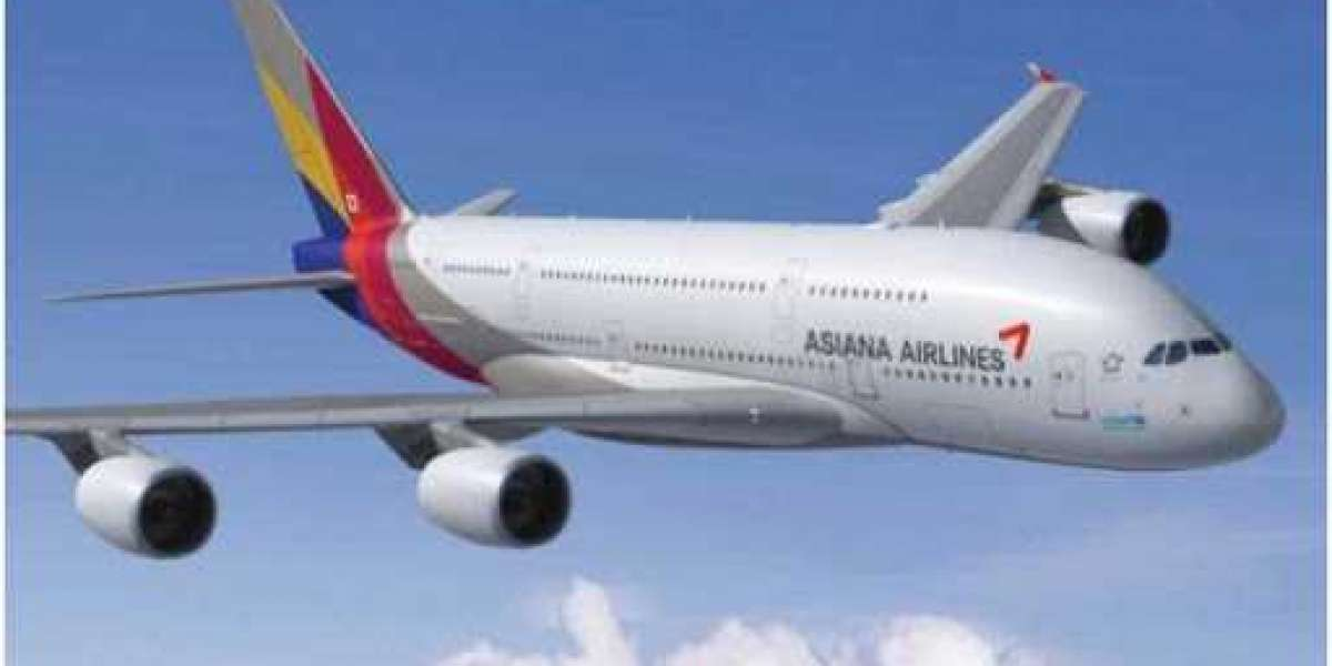 How Do I Contact Asiana Airlines Reservation?
