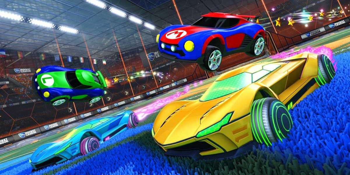 We are turning to Rocket League  the short-paced hybrid football