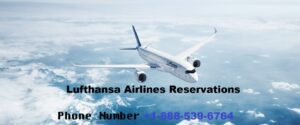 Lufthansa Airlines Reservations | 35% Discount on Flight Booking