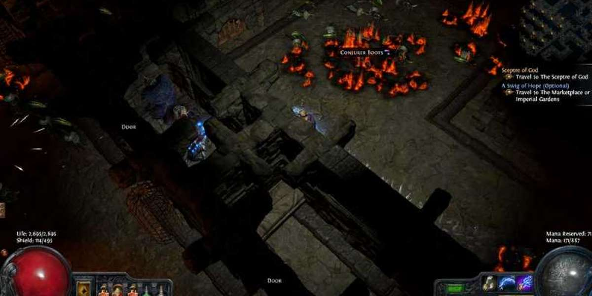 3 professional tips for the career of the Templars in the Path of Exile