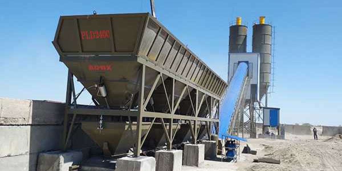 Key Items To Consider When Selecting A Stationary Concrete Plants