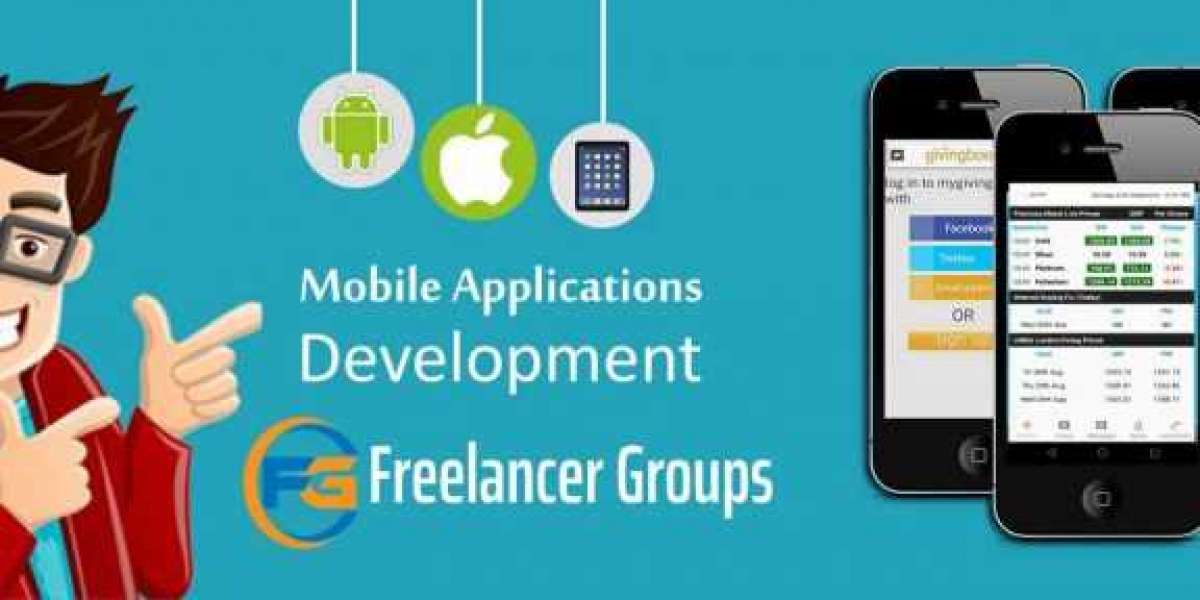Does Mobile app Development Company increase the online presence of the business?