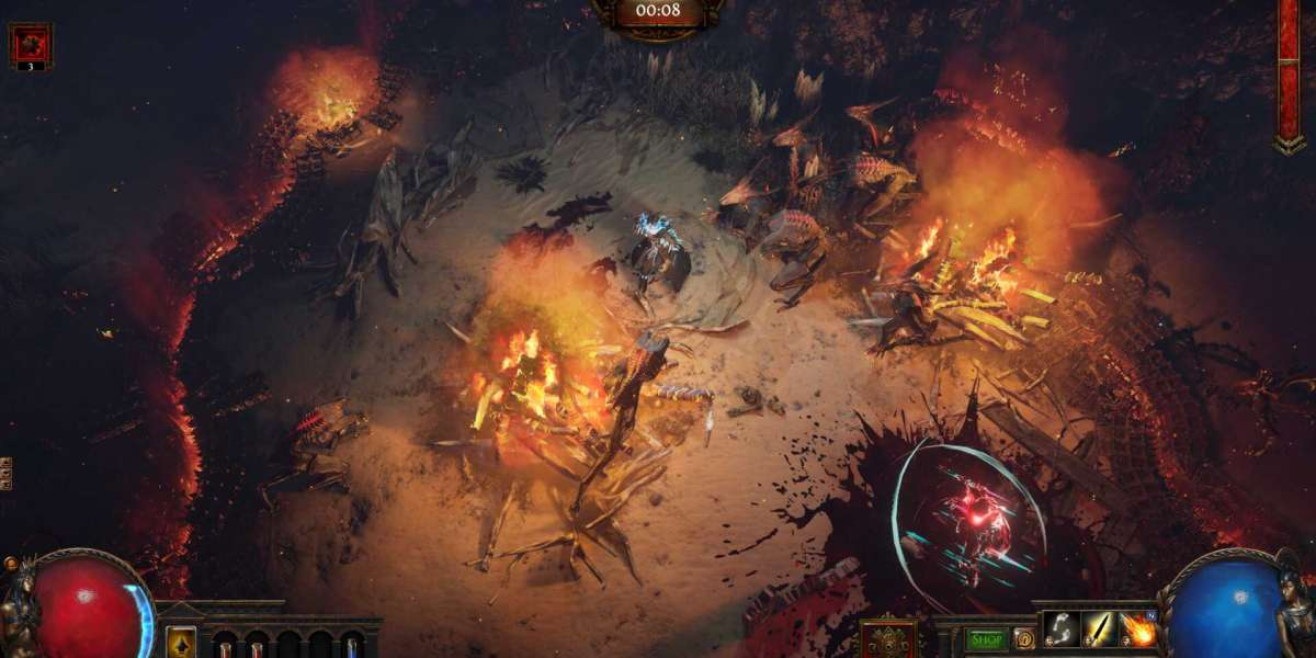 Ways to strengthen the role in Path of Exile